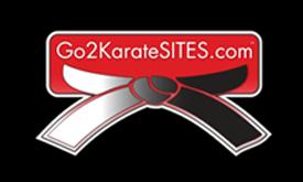Go2Karate Sites logo