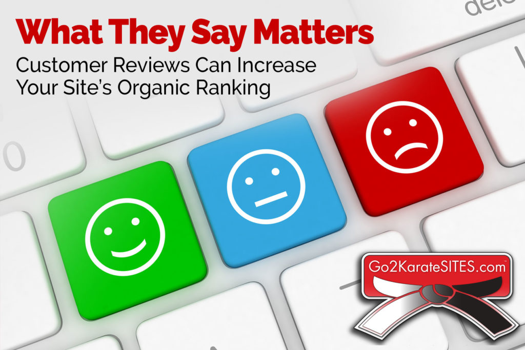 Feedback and Reviews Matter