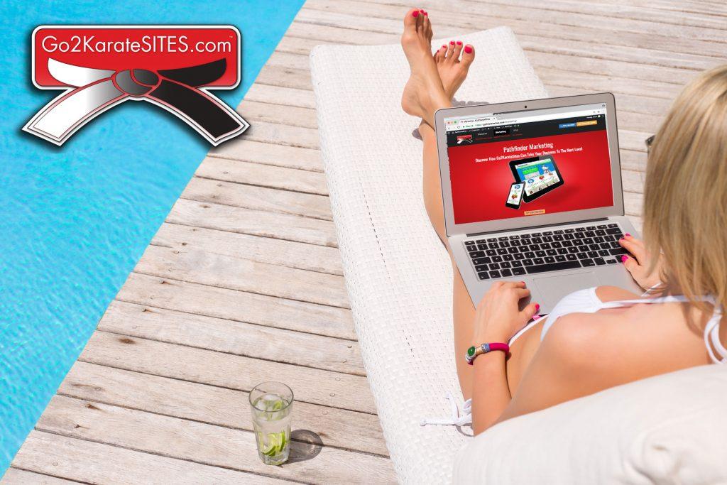 Summer Marketing Go2Karate Sites