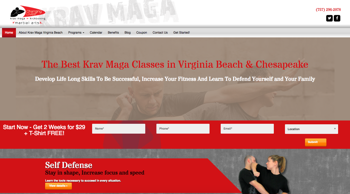 Krav Maga Virginia Beach