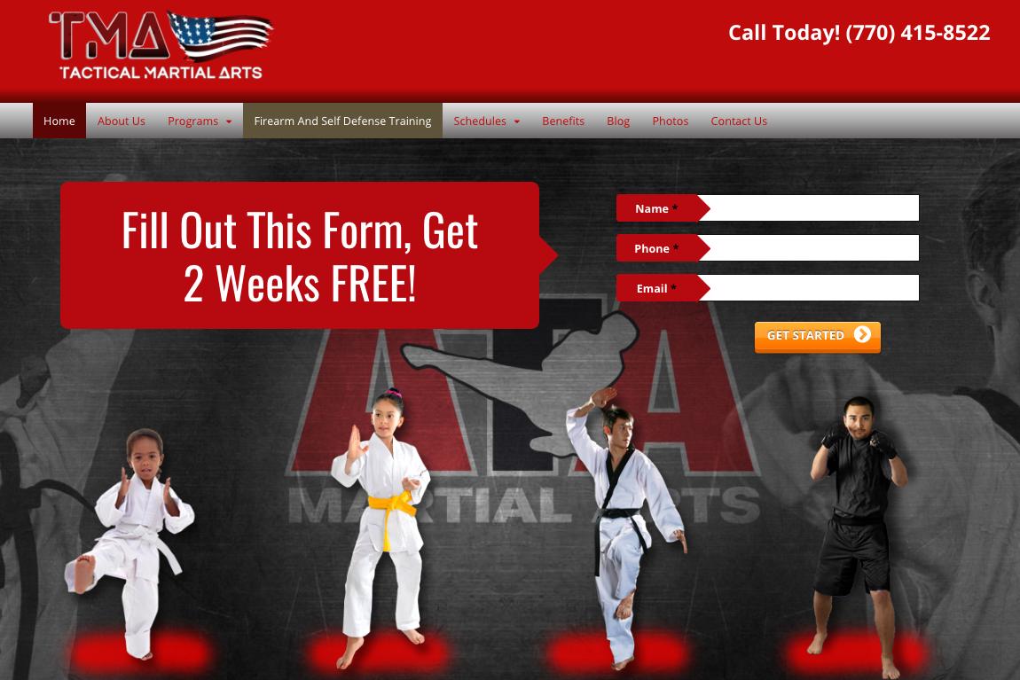 Tactical Martial Arts Droege