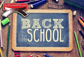 Go2KarateSites Back To School