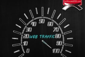 Target Market Website Traffic