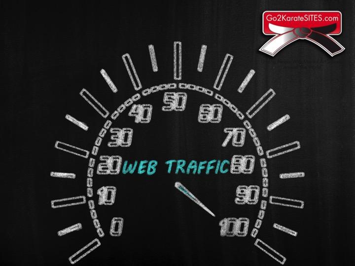 Target Market Website Traffic